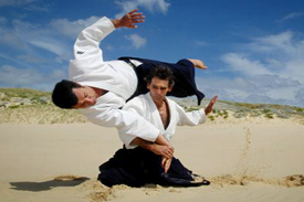 aikido lessons algarve